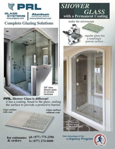 Shower Door Coatings