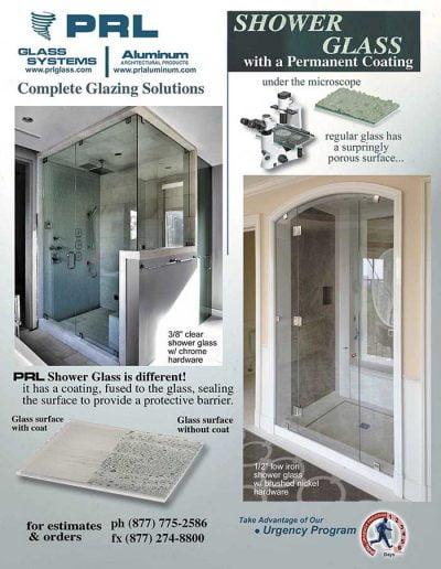 Shower Door Coatings
