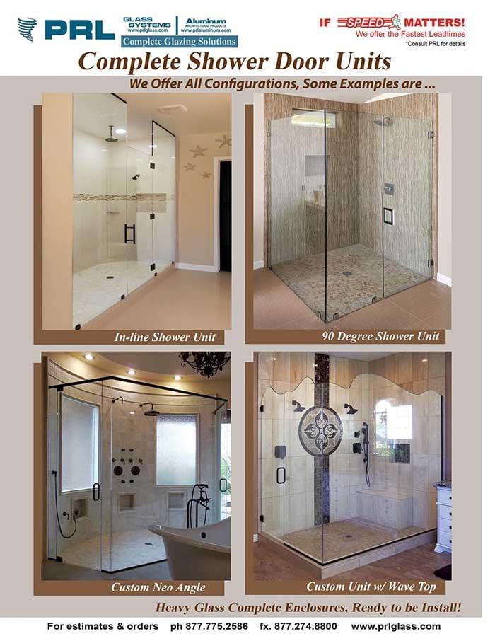 Shower Door Detailed Product Info