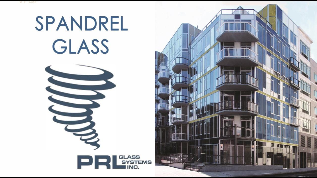 Spandrel Glass Video
