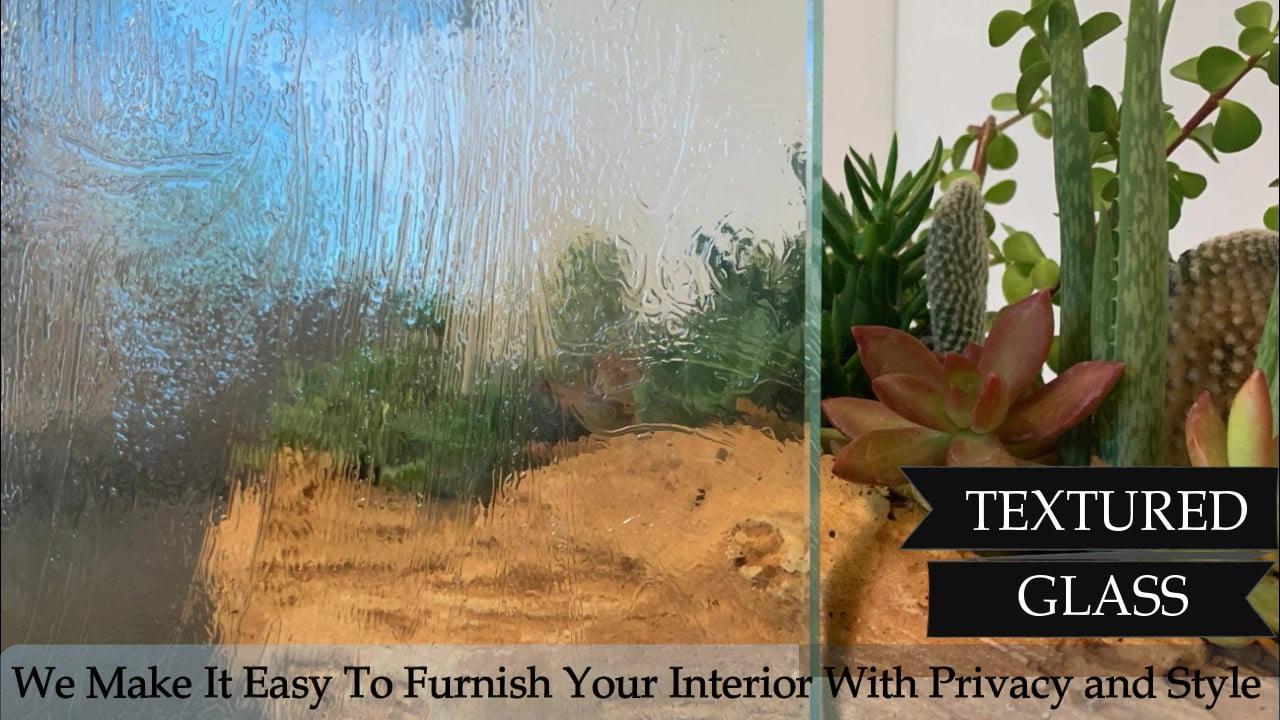 Splash Textured Glass Design Video