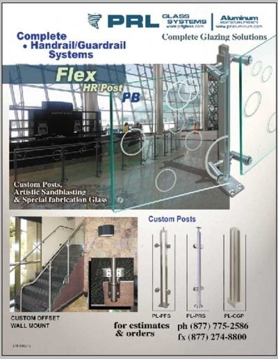 Sainless Steel Railing Systems