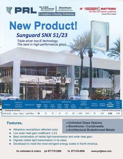 Sunguard SNX 51/23