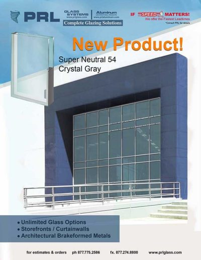 Super Neutral 54 Crystal Gray Glass