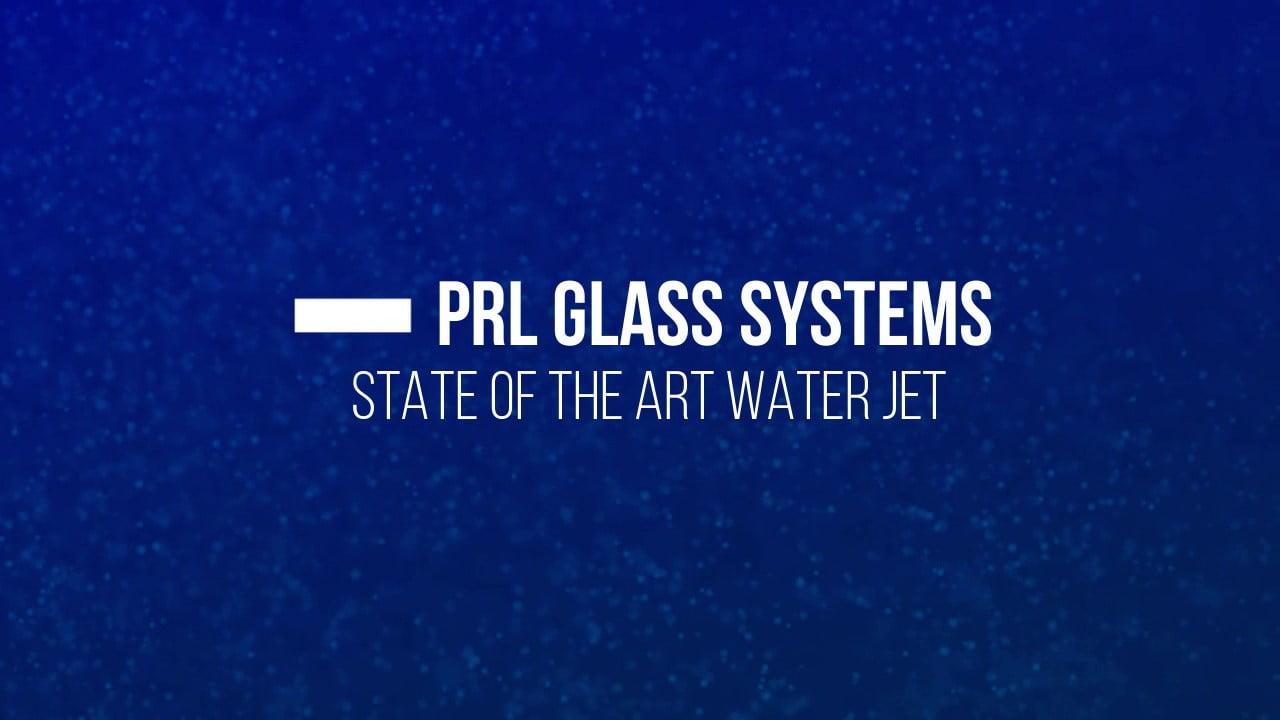 Waterjet Cutting System Video